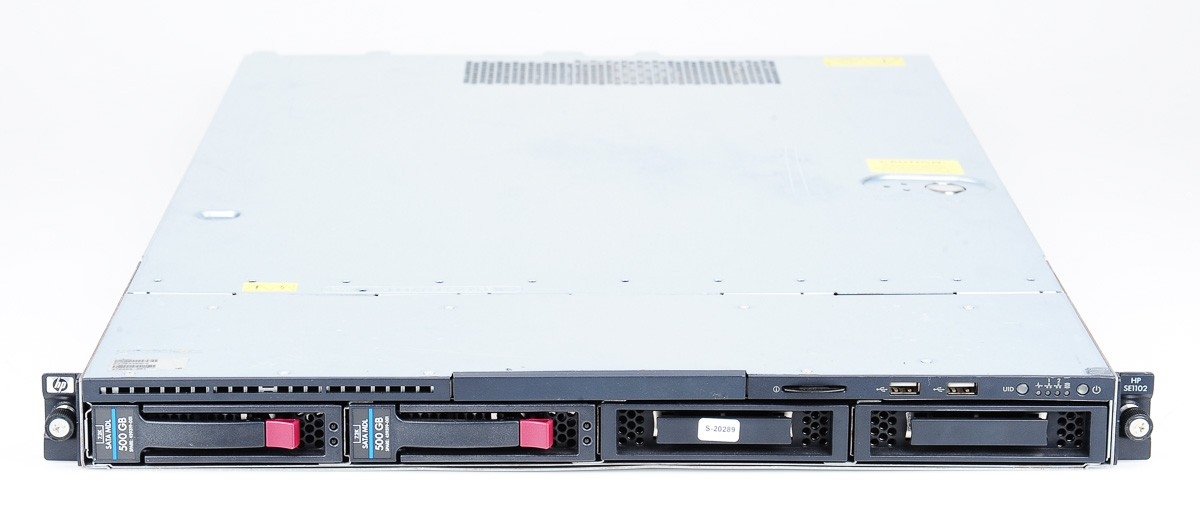 HP Proliant SE1102 notes